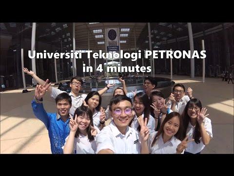 Universiti Teknologi PETRONAS (UTP) in 4 Minutes