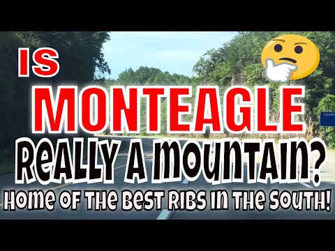 Is Monteagle Really A Mountain?