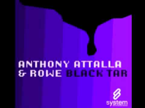 Anthony Attalla 'Black Tar' (Original Mix)