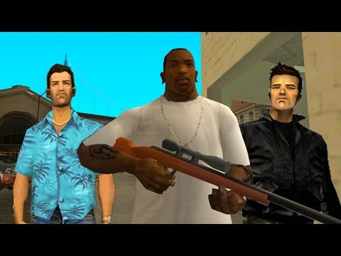 8 Awesome things You Didn&39;t Know About GTA San Andreas