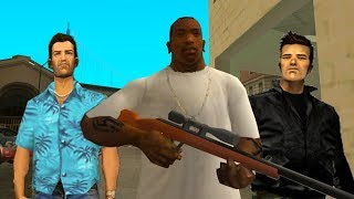 8 Awesome things You Didn't Know About GTA San Andreas!