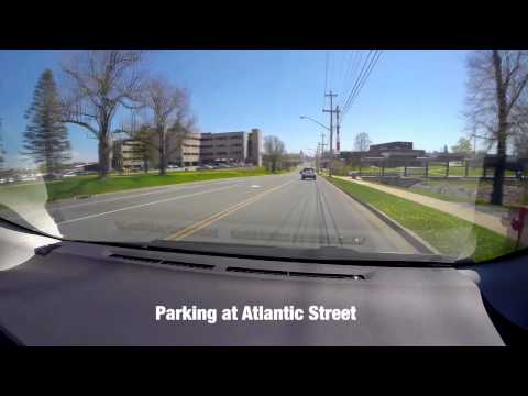 NSCC Waterfront Campus Guest Parking