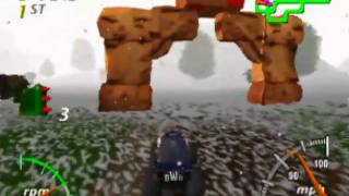 Monster Truck Madness 64 Game Sample - N64