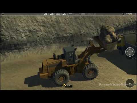 Mining & Tunneling Simulator Gameplay (PC HD)  