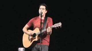 "Andy Grammer ""Sunday Morning"" @ K945's 'Practice Safe Text'  8-19-2011"