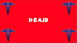Pronounce Medical Words ― NSAID