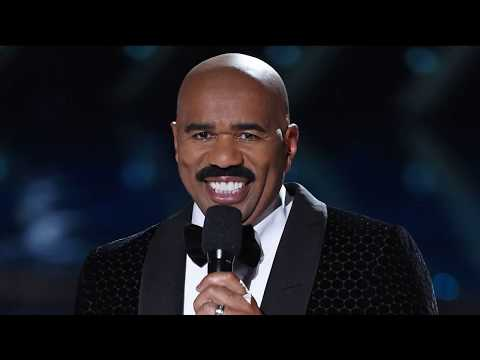 Famous Actor Research Assignment || The Life of Steve Harvey