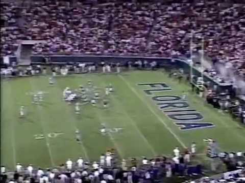 U. of Geogia vs. U. of Florida SEC Football Part 10