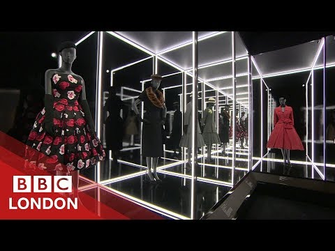 Christian Dior at the V&A – BBC London