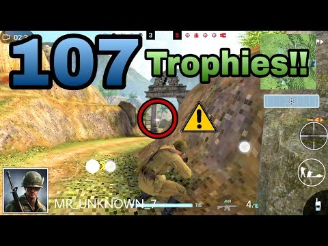 Forces of Freedom - RIFLEMAN Gameplay - 107 trophies!! - Operation Nam.