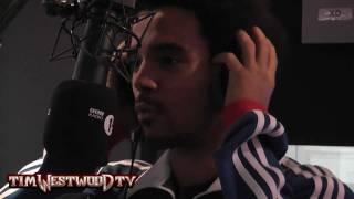 Akala & MC Marechal freestyle - Westwood