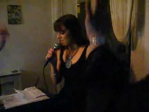 Funkathon: Nat singing Finally by Kings of Tomorrow