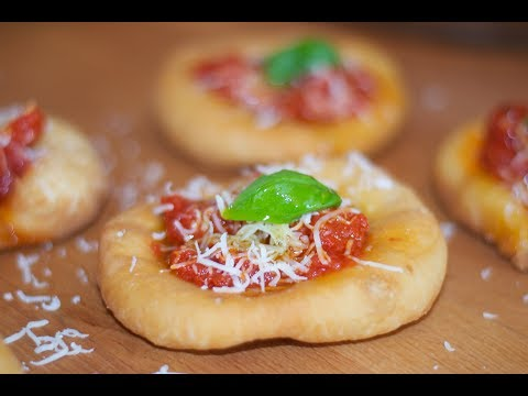 Neapolitan Fried Pizza Recipe - How To Cook Real Italian Food From My Italian Kitchen