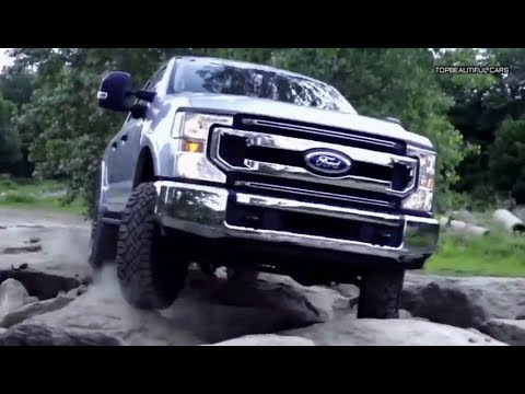 Ford F-Series Tremor 2020 OFF ROAD