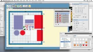 ScrappyDew Live Q & A - إنشاء الخاصة بك دوللى التصاميم و عناوين الصفحات.