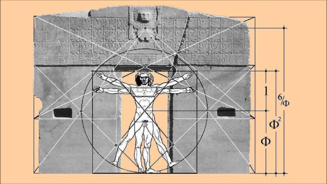 La Puerta del Sol de Tiwanaku según el Número de Oro - YouTube
