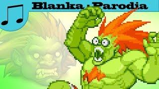 Blanka - Algunsbits (Parodia Happy - Pharrell)