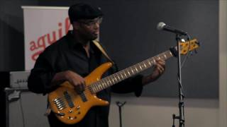 "Gerald Veasley ""Cross Currents"" - Live at the Aguilar Artist Loft Video"