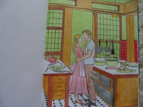 Colorindo A cozinha - A Seleção - kiera Cass