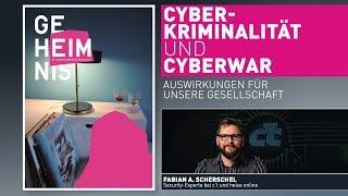 Cyberkriminalität und Cyberwar - Auswirkungen für unsere Gesellschaft