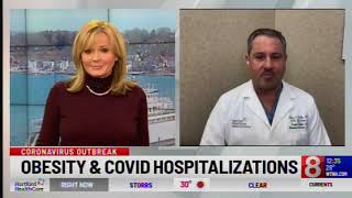 How Obesity Can Impact A COVID-19 Diagnosis