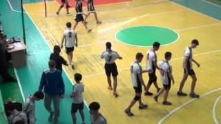 Саянск 20.03.16 волейбол школа№39 Иркутск - Усолье-Сибирское