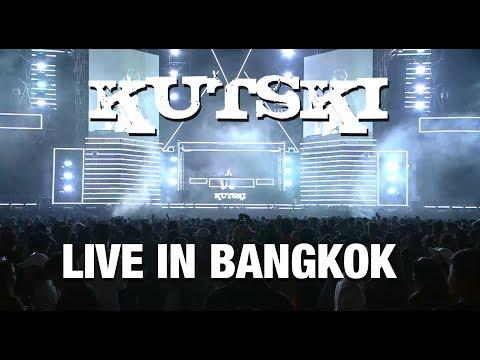 Kutski Live In Bangkok - Countdown Festival 2018