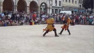 Fête médiévale de Vienne (Isère) Aôut 2012