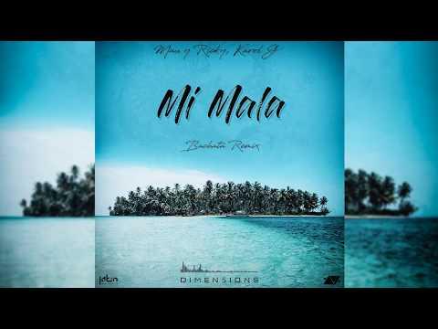 Mau y Ricky, Karol G - Mi Mala (Dimen5ions Bachata Remix) (Pablo Dazán & Linda Habitante Cover)