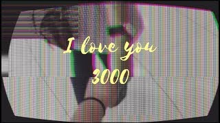 I love you 3000 - Stephanie Poetri cov. MV