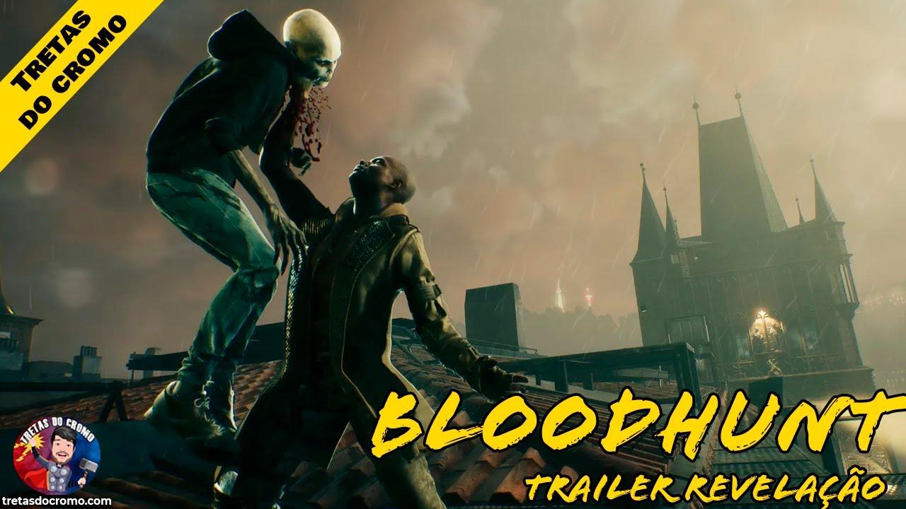 Bloodhunt é revelado na PlayStation Showcase com trailer