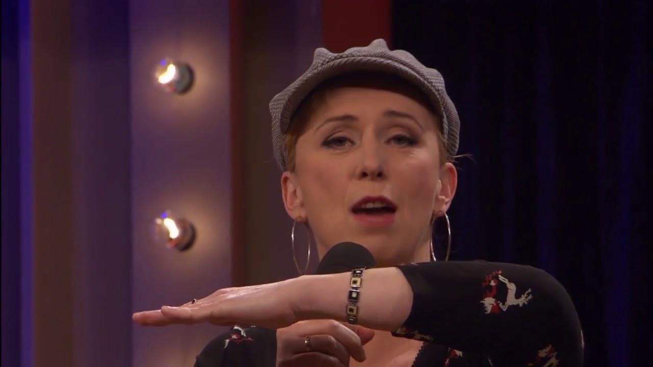 Martina Brandl bei Freunde in der Mäulesmühle  Kabarettprogramm