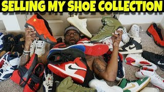 Selling My Entire Shoe Collection!! ALL HEAT DO NOT SLEEP!!!