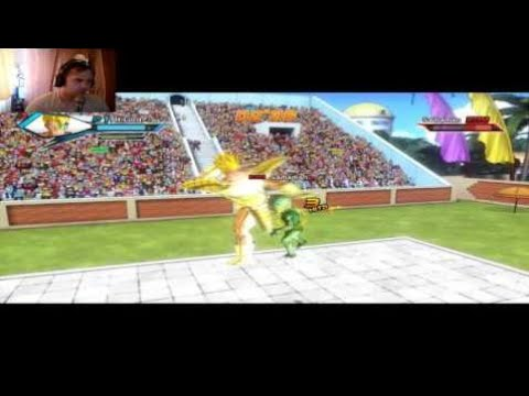 Dragon Ball Xenoverse 2 rész Supper kamehameha 2 centiről :))