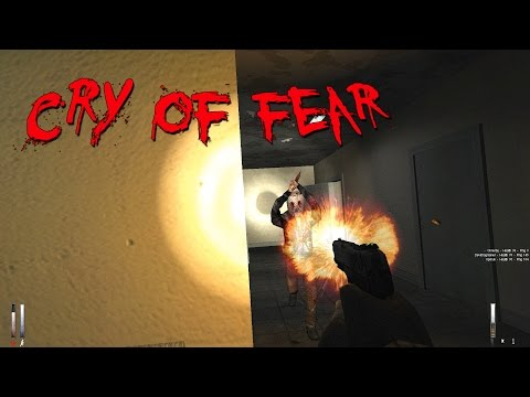 Cry of Fear - Falling Bed Monsters!