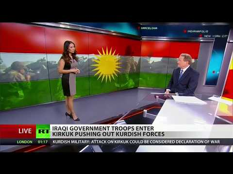 U.S.-Trained Kurds & U.S.-Trained Iraqis Clash In Kirkuk