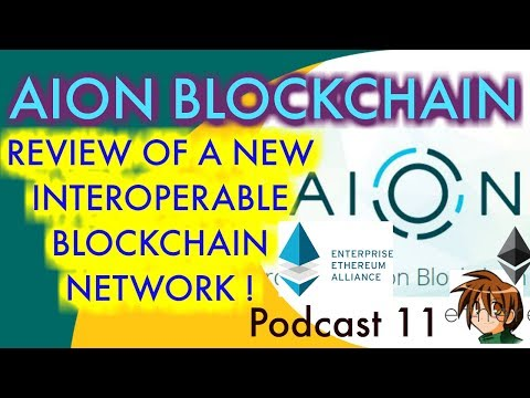 CRYPTO NEWS AION ICO REVIEW AION 3rd Gen. BLOCKCHAIN AION CRYPTO REVIEW