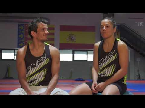 Sugoi Uriarte y Laura Gómez, el primer matrimonio olímpico español de la historia - TEASER