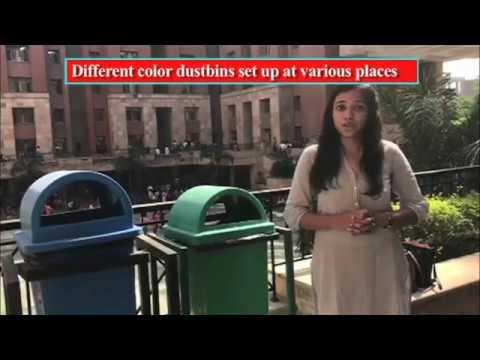 color code of waste management