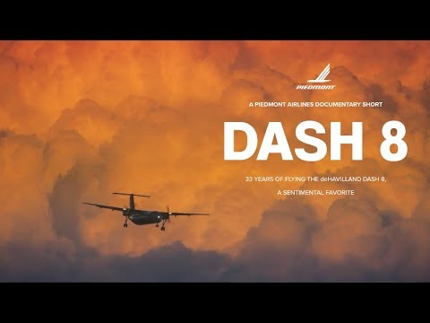 Dash 8: The Piedmont Story