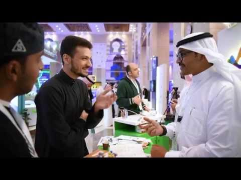 مشاركة شركة وادي مكة للتقنية في ملتقى بيبان المدينة
