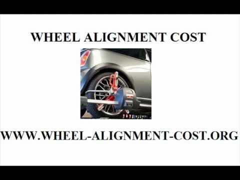 Wheel Wheel Alignment Cost