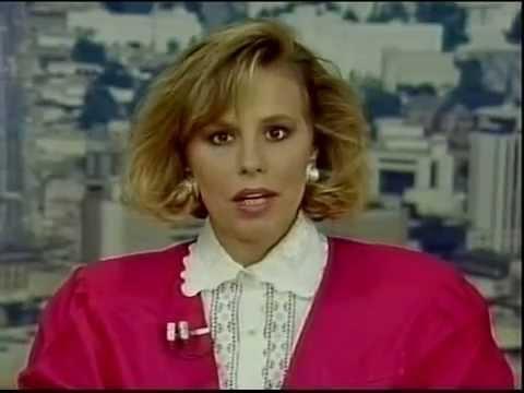 WHOA-TV 5pm News, November 8, 1991