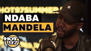 Ndaba Mandela  On The State Of South Africa + Shares Personal Nelson Mandela Stories