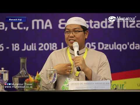 Munatour Travel - Testimoni Ibu Catur Alumni Haji 1439 H/ 2018 M.