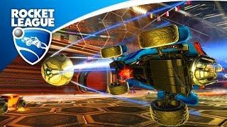 DIT IS NIET MOOI! (Rocket League)