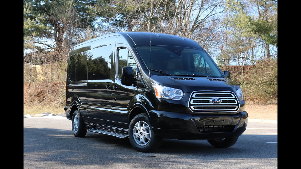 2015 Custom Ford Transit 250 Sherrod Conversion Van Youtube