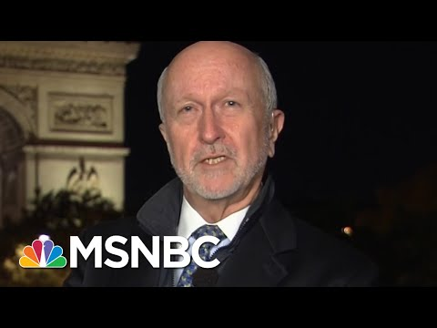 Why President Donald Trump Didn't Take On Putin & Russia In His U.N. Speech | The 11th Hour | MSNBC