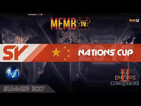 Nations Cup 2017, China Frantic vs Vietnam   Loser Brackets Round 1