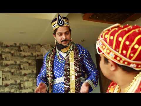 Akbar Birbal in search of Mughlai food..!